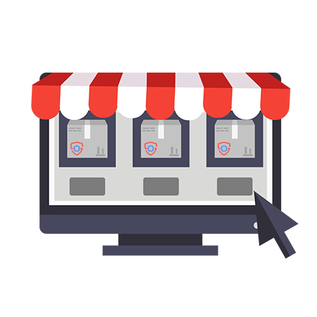 offshore ecommerce store